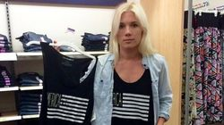 Designer Claims Target Copied Her