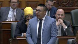 13-Year-Old's Death Unites Ontario Legislature In One