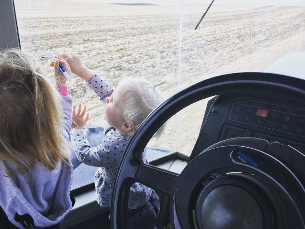 I'm A Farmer And Mom. Lack Of Rural Daycare Makes It Hard To Be