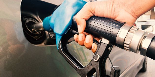 Easing gas prices took Canada's inflation rate down a notch in August, Statistics Canada data