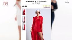 People Are Flabbergasted That A Sexy 'Handmaid's Tale' Costume