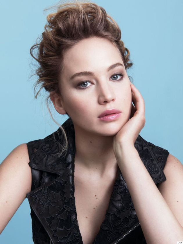 Jennifer Lawrence's Dior Makeup Ads Are Absolutely