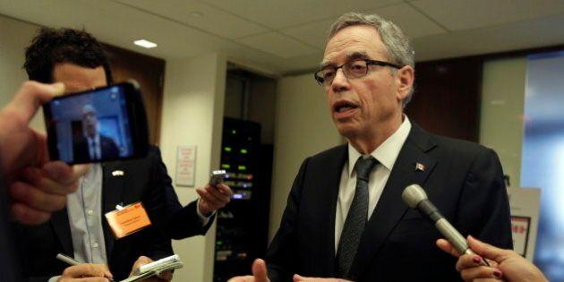 Joe Oliver: U.S. Bank Reforms Violate