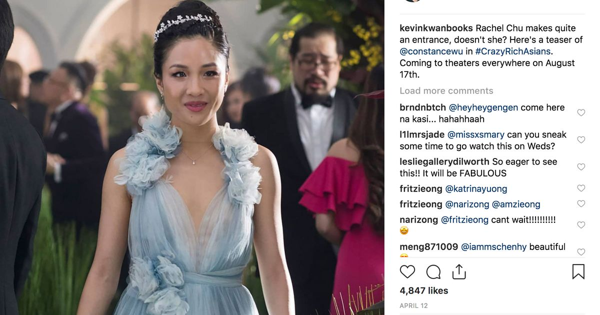 Get The Best Looks From 'Crazy Rich Asians' Without The Huge
