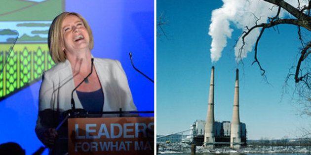 Rachel Notley Could Help Alberta Kick The Coal