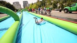 Giant Slip And Slide To Invade Montreal This