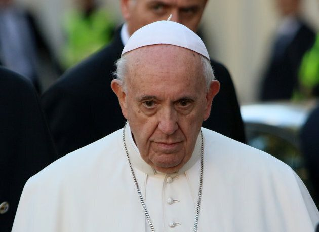 Pope Francis kicked off a Baltic tour in Catholic Lithuania on Sept. 22,