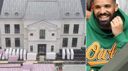 Drake's Absurdly Huge Toronto Mansion Is Almost