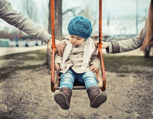 What It Really Takes To Have A Co-Parenting Relationship With Your