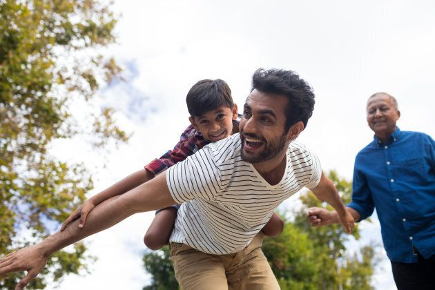 How Parents Of Mixed Kids Can Start The Conversation About