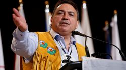 AFN Chief Says Changing Trans Mountain Route May Save