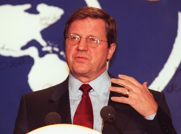 Former foreign affairs minister Lloyd Axworthy led Canada's push for a seat on the UN Security Council in 1998.