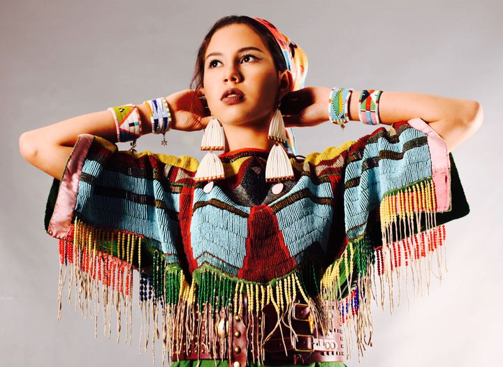 Jamie Okuma's beadwork and wearable art.