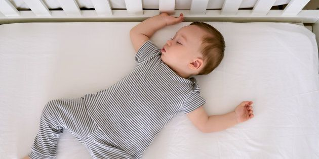 Sharing A Room With Your Baby Might Improve Their Sleep Quality: