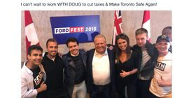 White Nationalist Is Now Campaigning As The Doug Ford