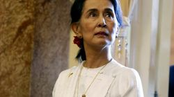 MPs Vote To Strip Myanmar Leader's Honorary Canadian