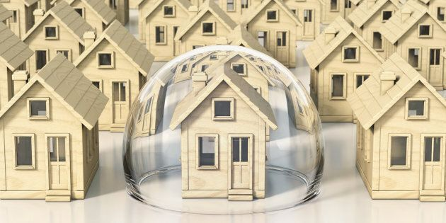 Toronto and Vancouver have the 3rd and 4th largest housing bubble risks in the world, according to the...