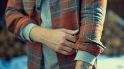 5 Ways To Wear Flannel This