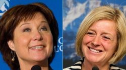 Rachel Notley, Christy Clark Sure To Become Strong