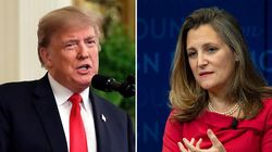 Trump's Trade Team Got Him Angry About Freeland To Prevent Quick Deal At