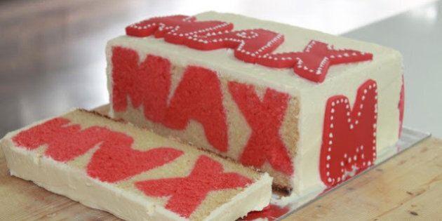 Sensational Baking Hacks 16 Diy Birthday Cakes Anyone Can Make Huffpost Personalised Birthday Cards Arneslily Jamesorg