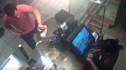 Police Seek Suspect Who Allegedly Freaked Out Over Iced Capp Order In