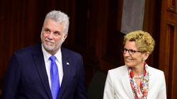 Ontario, Quebec Put Pressure On Feds To Take On Climate