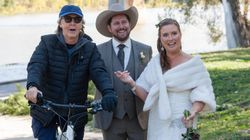Paul McCartney Crashes Manitoba Couple's Wedding