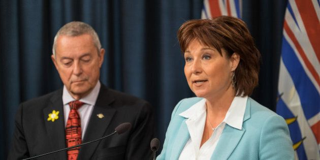 I Know Exactly How Christy Clark Can Improve Relations With B.C. Public School