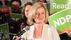 Rachel Notley, Alberta NDP Caucus Hold First