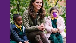 In Praise Of The Kid Who Met Kate Middleton With A Cup On Her