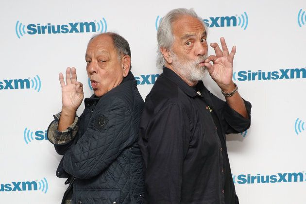 Cheech & Chong have made a fortune for themselves as living, breathing stoner