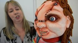 This Life-Size Chucky Cake Took 40 Hours To