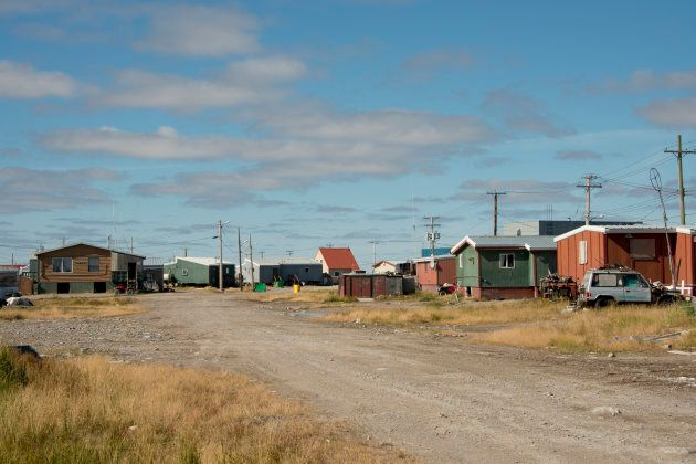 Arviat is a predominantly Inuit hamlet located on the western shore of Hudson Bay in the Kivalliq Region of Nunavut, Canada.