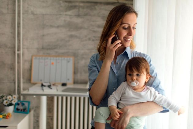 Mothers Returning From Mat Leave Need A Supportive Working