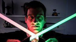 Ce sabre-laser français va plaire aux fans de Star