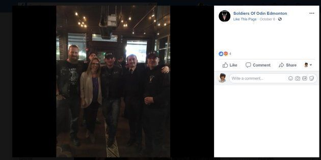 United Conservative Party Denounces Hate Groups After Posing For Photos With Soldiers Of