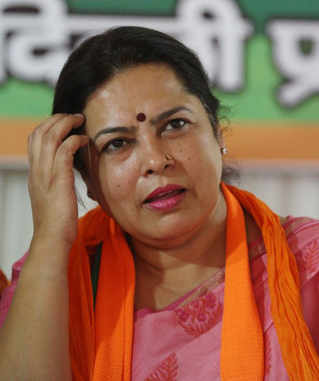 BJP's Meenakshi Lekhi Is Eyeing A Back-To-Back Win In New