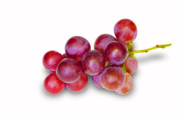 The tumours that grow in a partial molar pregnancy are described as grape-like.