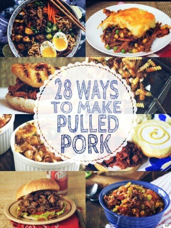 28 Of The Best Slow Cooked Pulled Pork