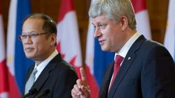 Harper Says No To 'Permanent Underclass' Of