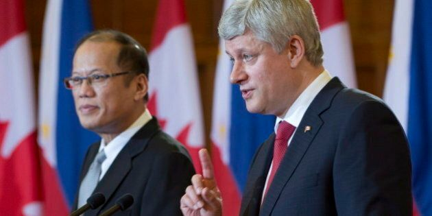 Harper Vows No 'Permanent Underclass' Of Temporary Foreign Workers While He's