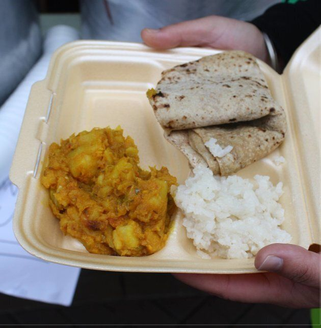 Langar Is The Sikh Tradition Of Serving Free Meals, And All Canadians Are