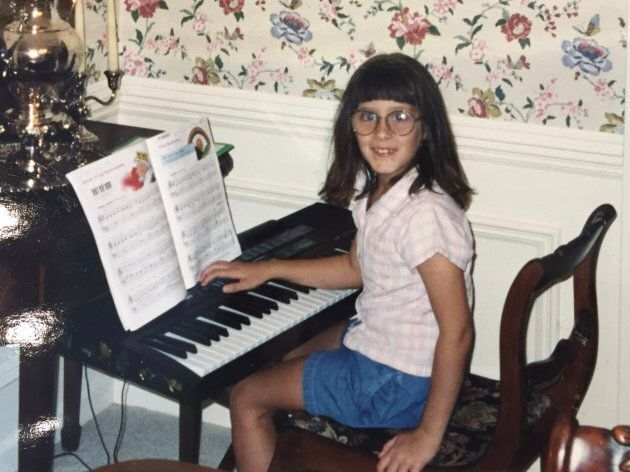 Talon started her musical journey at a young