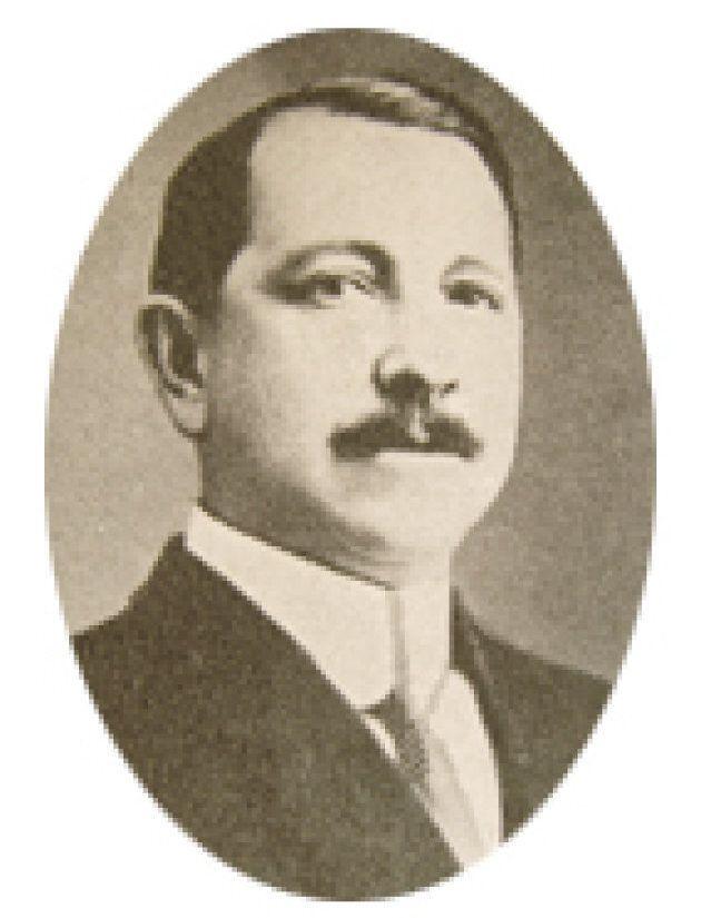Portrait of Henri Sévérin Béland.
