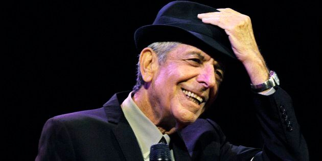 Leonard Cohen's posthumous