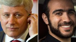 Harper (Kind Of) Responds To Khadr's Message To