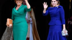 Princess Eugenie's Family Are Beaming With Happiness On Her Big