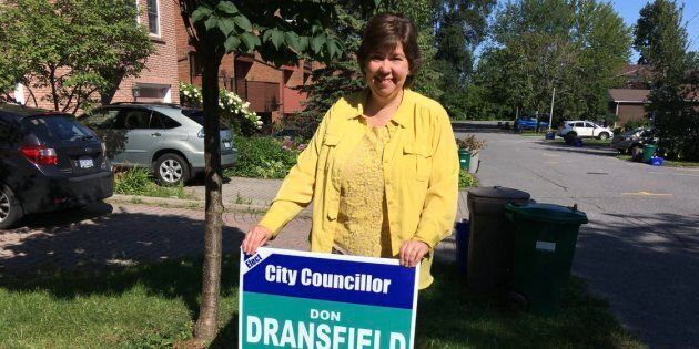 Liberal MP Anita Vandenbeld is shown in an image she posted to Twitter on Aug.
