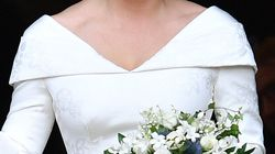 Princess Eugenie Stuns In 2nd Wedding